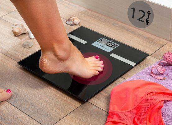 Напольные электронные весы