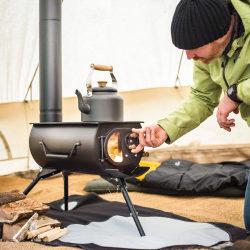 Лучшие обогреватели в палатку