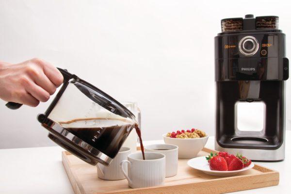 Кофе из кофеварки