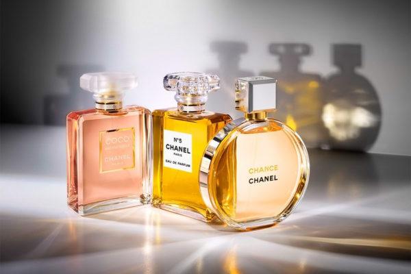 Духи от Chanel