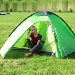 Лучшие туристические палатки 2020
