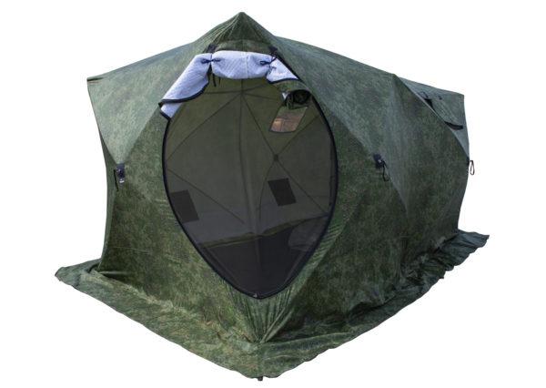 Палатка 3-местная СТЭК зимняя КУБ-3