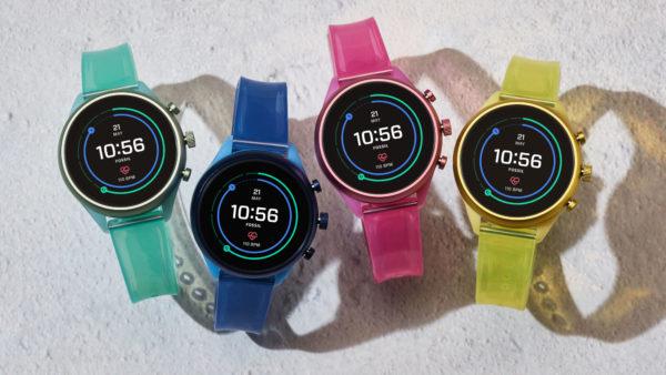 FOSSIL Gen 4 Sport Smartwatch 41mm
