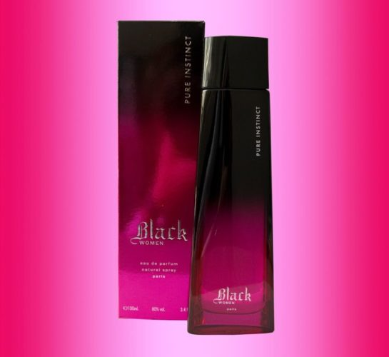 Black Pure Instinct Woman