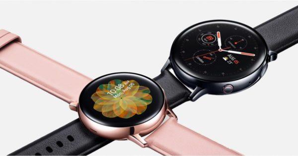 Samsung Galaxy Watch Active 2 алюминий 40 мм