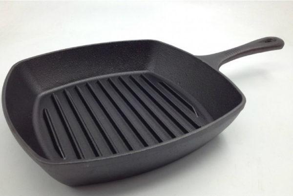 Сковорода-гриль-GIPFEL-Diletto-2156-26х26-см