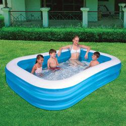 10 лучших надувных бассейнов для дачи