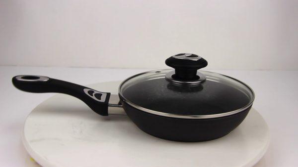 Сковорода Rainstahl 9512-20RS-FP 20 см с крышкой
