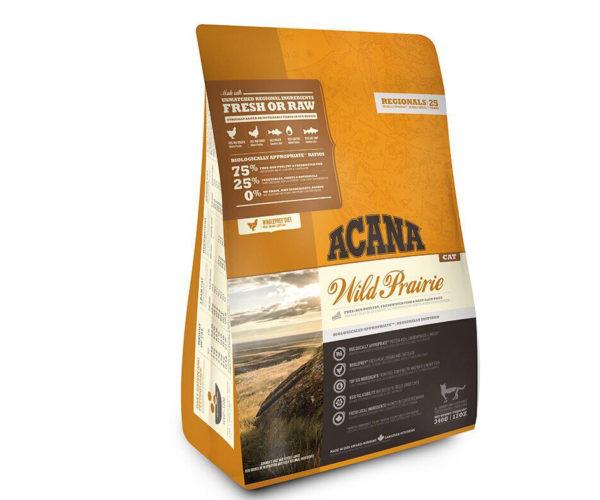 ACANA-Regionals-Wild-Prairie-корм-для-взрослых-кошек-и-котят,-беззерновой-с-цыпленком-1,8кг