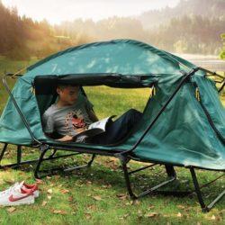 6 лучших одноместных палаток