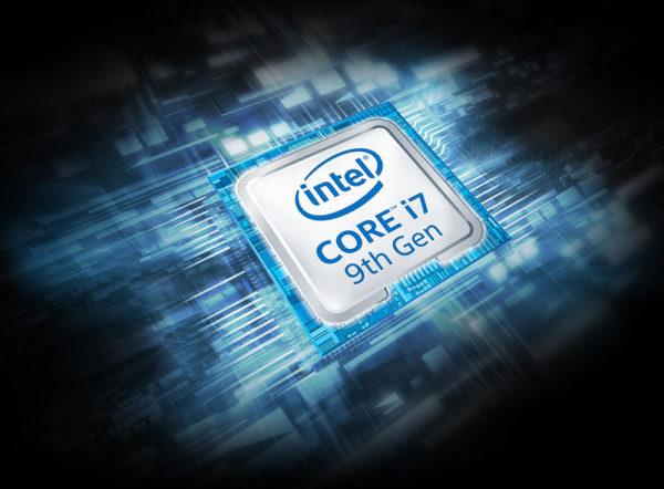 ntel Core i7-9750H
