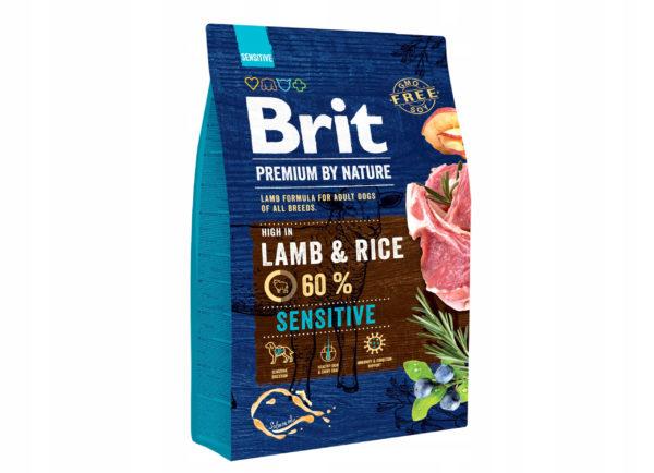 Brit-Premium-by-Nature-ягненок