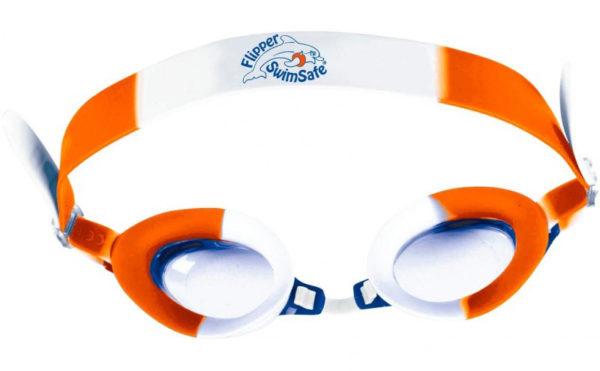 Flipper-SwimSafe-детские-с-УФ-фильтром-и-антифог-покрытием