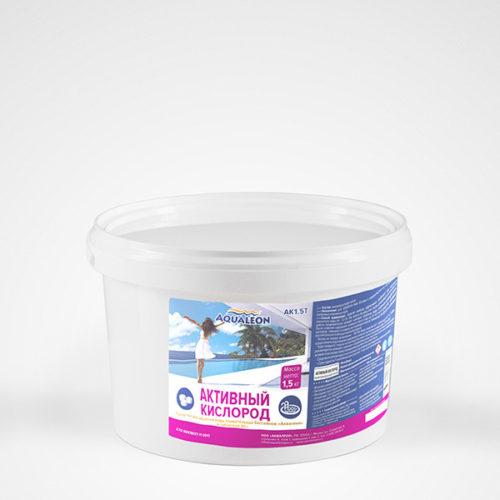 Aqualeon - Активный кислород (таблетки) 0,5 кг