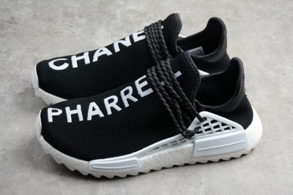 Chanel x Pharrell x adidas NMD Hu-6