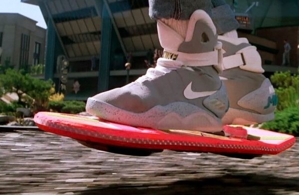 Nike Air Mag из х.ф Назад в Будущее