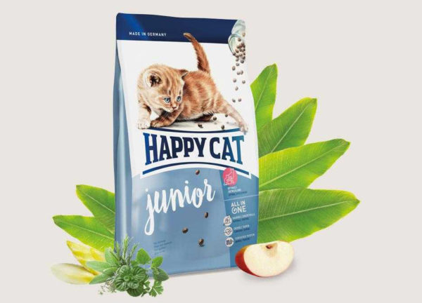 Корм-Happy-Cat-Supreme-Fit&Well-Junior-для-котят-с-птицей