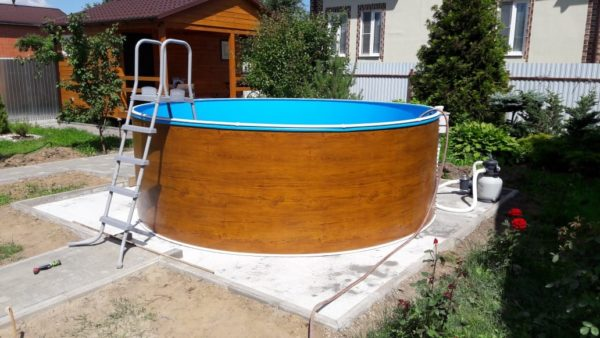 Laguna pool LGF 30501 LA DOGA