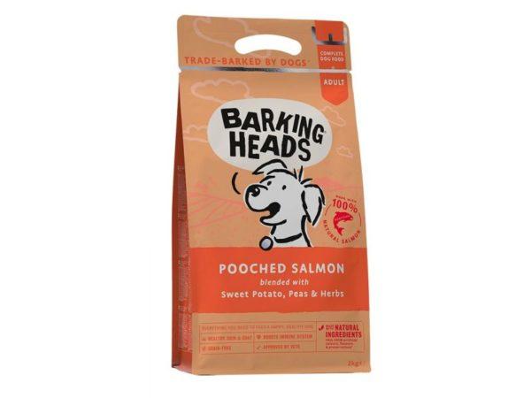 Barking Heads для собак с лососем и картофелем Мисочку оближешь