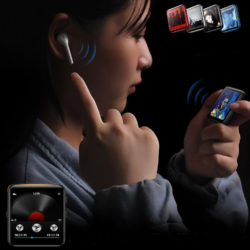 BENJIE Bluetooth HiFi MP4 Player