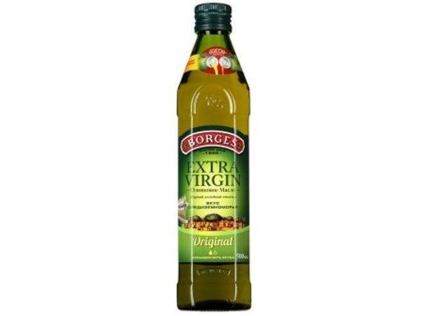 BORGES масло оливковое рафинированное в стекле