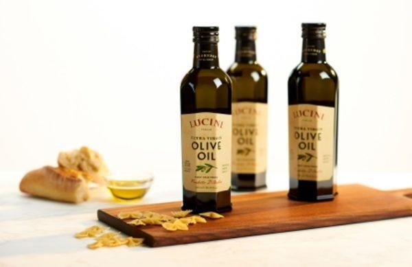 Lucini высококачественное органическое оливковое масло первого холодного отжима
