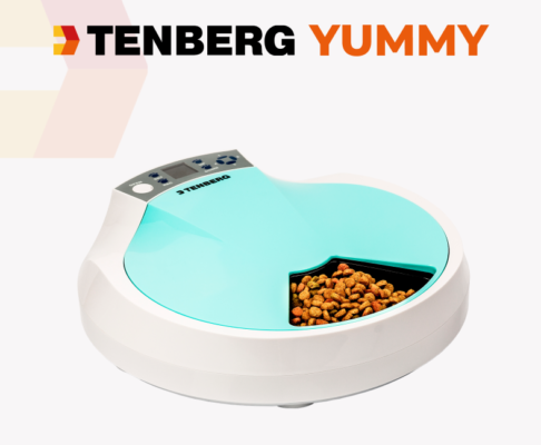 Автокормушка для животных Tenberg Yummy