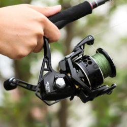 12 лучших рыболовных катушек с АлиЭкспресс