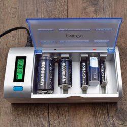 8 лучших зарядных устройств для аккумуляторных батареек