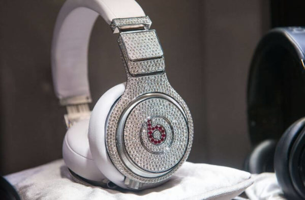 Beats By DRE and GRAFF Diamond