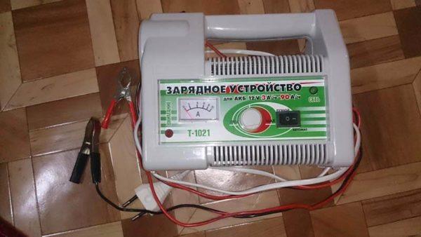 Автоэлектрика Т-1021
