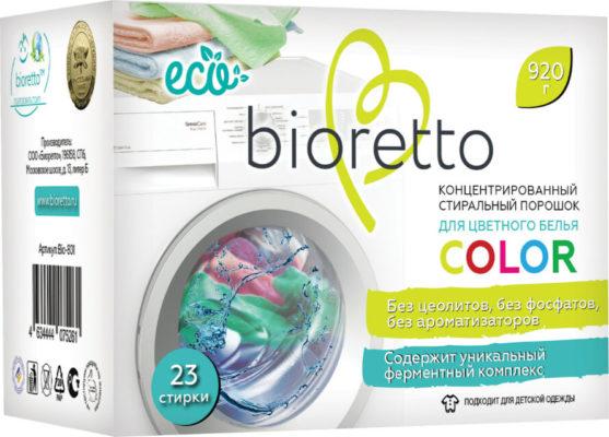 Bioretto концентрированный для цветного белья COLOR
