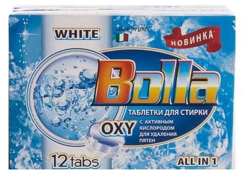 BOLLA таблетки для белого белья