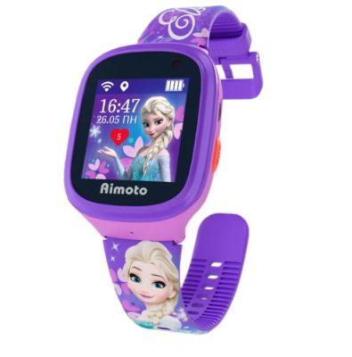 Часы Кнопка жизни Disney Эльза