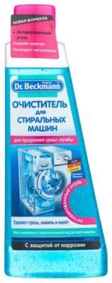 Dr. Beckmann Жидкость очиститель для стиральных машин 250 мл