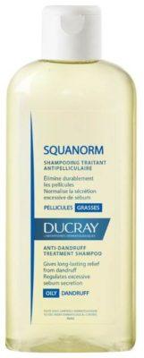 Ducray шампунь Squanorm Oily Dandruff