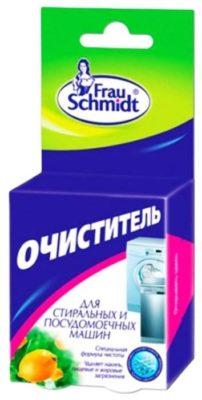 Frau Schmidt Таблетки очиститель 2 шт.