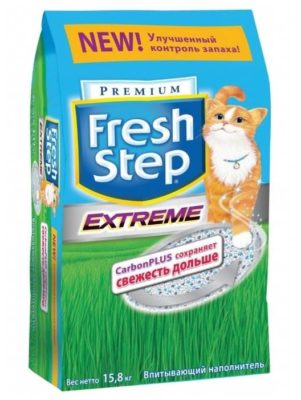 Fresh Step Extreme Clay 15.8 кг