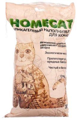 Homecat Силикагелевый Стандарт 30 л
