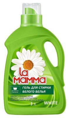 La Mamma для белого белья
