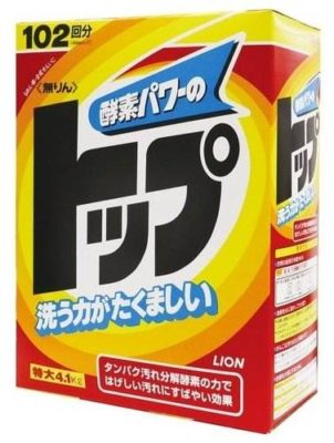 Lion Top Phosphorus-free