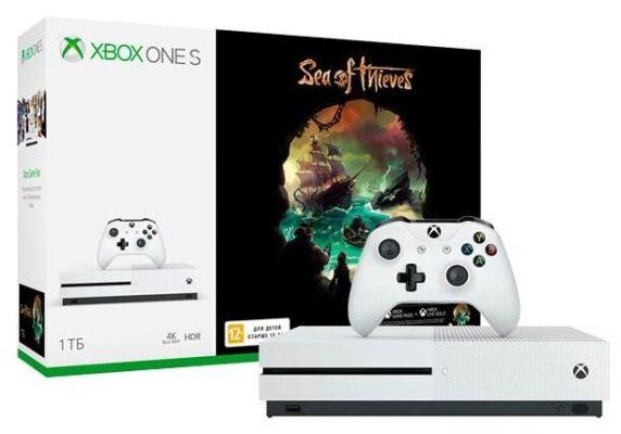 Microsoft Xbox One S 1 ТБ