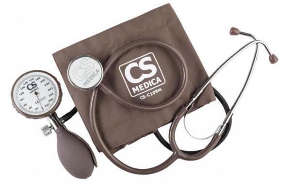 Omron и CS Medica