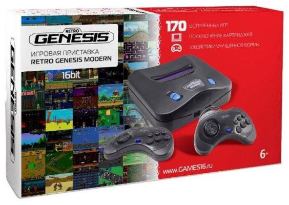 SEGA Retro Genesis Modern