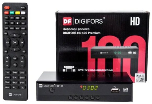 TV-тюнер Digifors HD 100 Premium