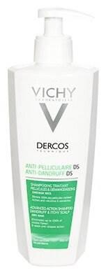 Vichy шампунь Dercos Anti-Dandruff Dry Hair