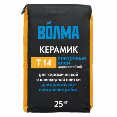 Волма - Керамик (ВТР) 25 кг
