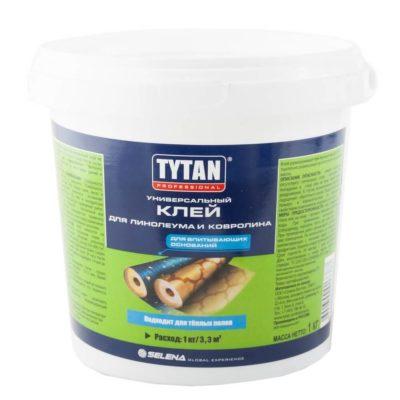 Клей строительный Tytan 17394 для линолеума и ковролина