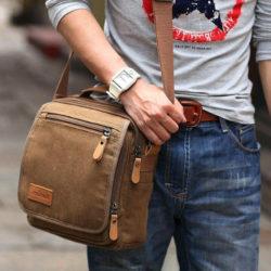 10 лучших производителей мужских сумок