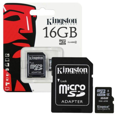 Kingston micro SD